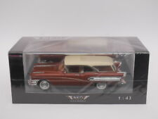1/43 NEO  Buick Century Caballero  Copper / Cream Roof NEO 45003 Limited Edition