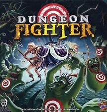 DUNGEON FIGHTER - Gioco da tavolo Base italiano Nuovo by Cranio Creations