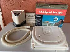 Pollenex Whirlpool Bath Tub Hot Spa Massage Jacuzzi 3 Speed Wb900
