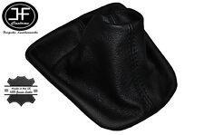 Negro Stitch Cuero Manual Gear Polaina encaja Seat Ibiza Cordoba Mk3 Tdi 02-08