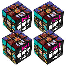 MONSTER HIGH PUZZLE CUBES (4) ~ Birthday Party Supplies Favors Toys Draculaura