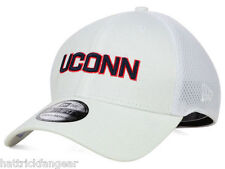 UConn Huskies 39THIRTY Stretch Fit NCAA Team Cap Hat  M/L