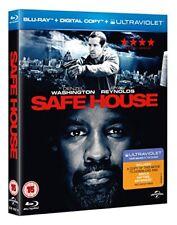 Safe House (Bluray  UV Copy) [Region Free] [DVD]