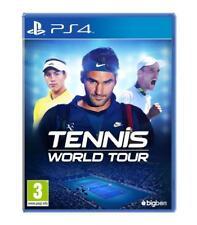 Videojuegos tenis de Sony sin anuncio de conjunto