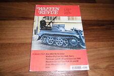 WAFFEN REVUE  104 -- NSU-Kettenkrad / Panzerhaubitze HUMMEL / franz. Sprungmine