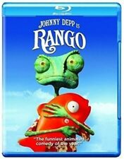 Rango [New Blu-ray]