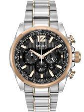 Citizen Men's Stainless Steel Wristwatch Straps