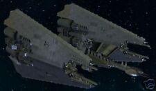 Narn Regime T'Loth Class Babylon 5 Spacecraft Desktop Wood Model Big New