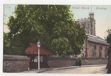 Parish Church Bromley 1906 Postcard 118a
