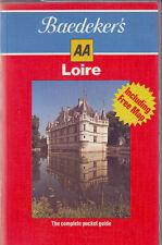 Baedeker's Loire by AA Publishing (Paperback, 1985)