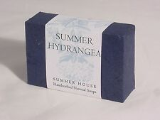 Summer House Handcrafted Natural Soap #Summer Hydrangea
