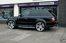 "22"" VOGUE ALLOY WHEELS TYRES FIT MERCEDES ML GL R CLASS"
