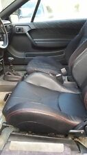 Opel Corsa B Sitzkonsolen Adapter Sportsitze Schalensitze GSI C20XE Turbo Tuning