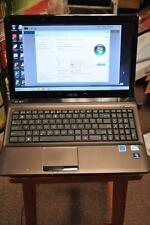 "ASUS Notebook Laptop PC K52F Windows 7 15.5"" 3GB 320GB Intel Pentium P6100 AS-IS"