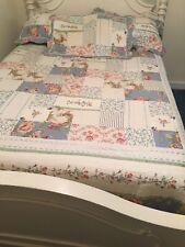 Shabby Cottage Farmhouse Quilt Set
