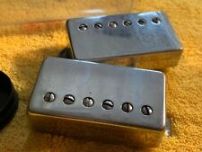 Famous Boutique V.P. - J.M. Rolph PAF Humbucker Matched Pickup Set - aged covers