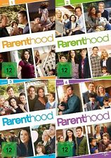 18 DVDs * PARENTHOOD - SEASON / STAFFEL 1 - 4 IM SET # NEU OVP +