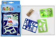 Malen- & Zeichnen-Sets für Kinder aus Kunststoff