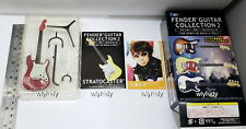 Miniatures Fender Guitar Collection 2, Stratocaster, 1pc - F-toys RARE  ==