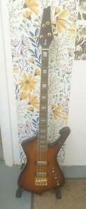 Ibanez Ice Man Bass Guitar WZ40109 - 4 String