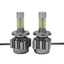 V8 H4 80W 6000K 12000LM Car LED Turbo Headlight Kit Driving Lamp Hi/Lo Beam Bulb