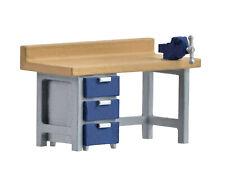 Kibri 38675 banco da lavoro - fornito montato e vernici