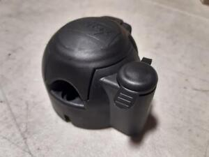 Britax 7 pin trailer socket with 2 pole jack plug accessory socket for tractor