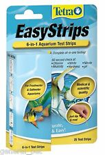 Tetra EasyStrips 6-in-1 Test Strips