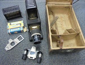 antiker Filmosto Jubilar Bildwerfer Diaprojektor Projektor ca. 50er J. VINTAGE