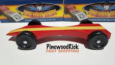Fast Pinewood Derby Car #036