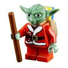 LEGO STAR WARS - SANTA YODA - STAR WARS MINI FIGURE