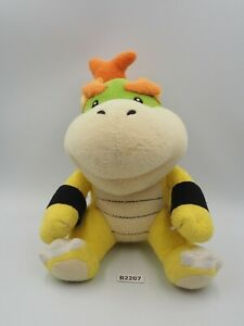 "Bowser Jr. B2207 Super Mario Bros Sanei Plush 7"" Toy Doll Japan Koopa Si212-174"
