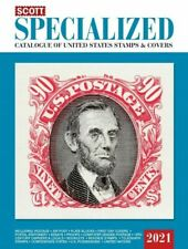 SCOTT 2021 Specialized Catalogue of United States Stamps & Covers by Chad, Jim Kloetzel &  Jay Bigalke (Paperback, 2020)