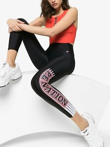 PE NATION MOTOR SQUAD LEGGING - BLACK - NYLON - RRP £100.00