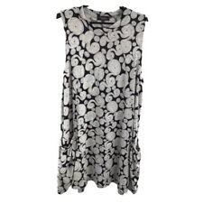 Papillon Women's Sleeveless Dress or Tunic Top Size XXL Knit Material