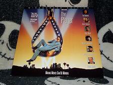 The Player Widescreen Laserdisc LD Tim Robbins Robert Altman Free Ship $30 Order