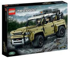 LEGO Technic 42110 Land Rover Defender 2573 Teile Exclusive