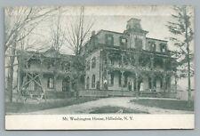 Mt. Washington House HILLSDALE New York—Columbia County Antique Hotel 1910s