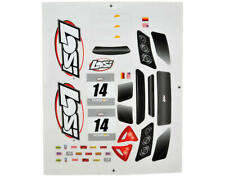 LOS219000 Losi Mini Rally Sticker Sheet