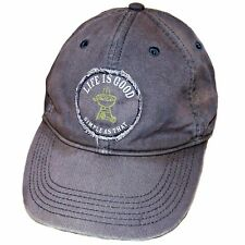 Life is Good Simple As That Gray Jack Barbeque Grill Adjustable Baseball Hat Cap
