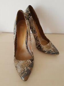 Siren Ladies Shoe Sz 8 leather