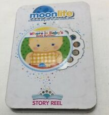 Moonlite Where is Babys Belly Button Reel for Story Projector————-15