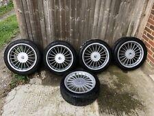 Replica Stye BMW Alpina alloy Wheels C95 Soft line EMR 17 inch  5 Wheels. ET38