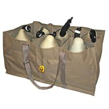 Hard Core Hc 6-Slot Goose Decoy Bag Waterfowl Hunting Duck Geese New!