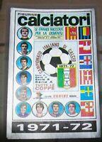 FIGURINA COPERTINA ALBUM 1985-86  FIGURINA 1971-72 RECUPERO CON VELINA