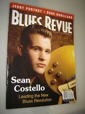 Blues Revue Magazine February/March 2002 - Sean Costello