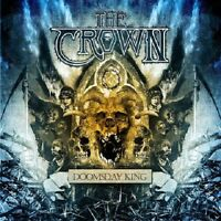 """The Crown """"Doomsday King"""" CD [MELODIC DEATH METAL FROM SWEDEN]"""