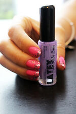 Latex For Nails - Ammonia Free Formula No smell, No mess - Liquid Latex Tape