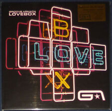 Groove Armada - Lovebox on Blue vinyl . Limited to 2000 copies.