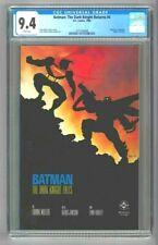 Batman: The Dark Knight Returns #4 (CGC 9.4 NM) 1st Print DC Comics 1986